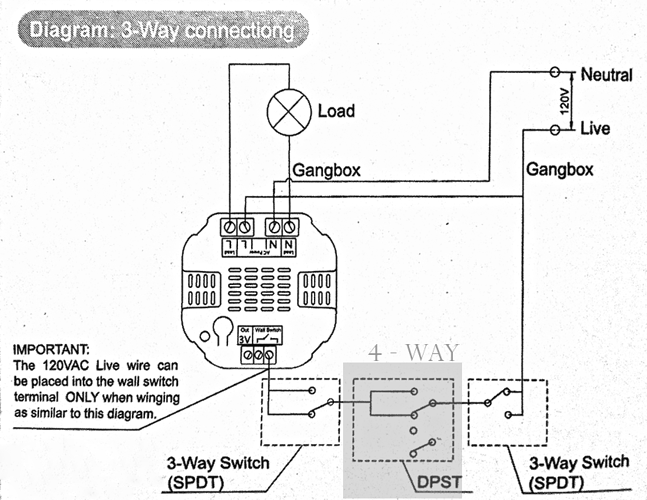 diagram � wiring 3 way insteon switches: more switches, more wiring  questions