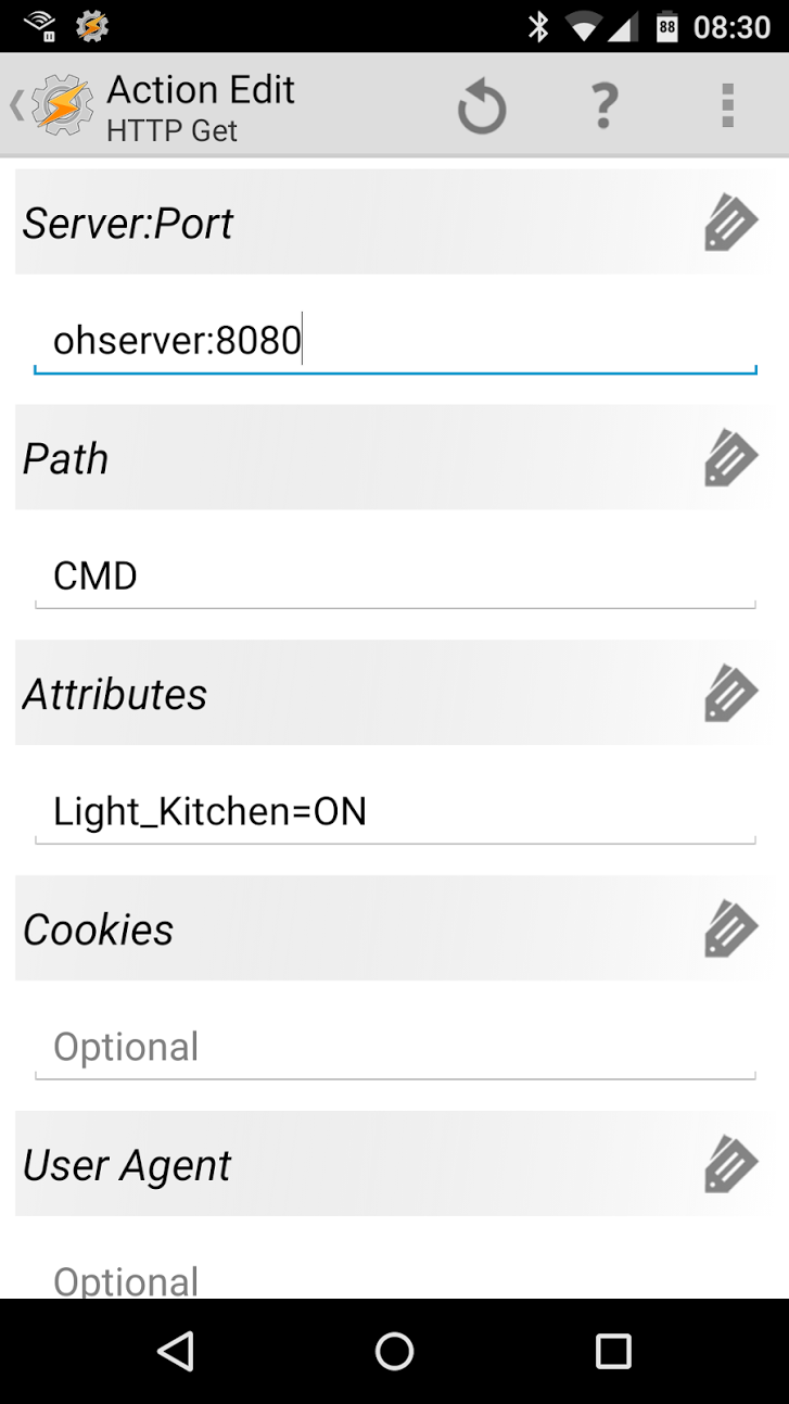 Tasker as Android Client - 3rd Party - openHAB Community