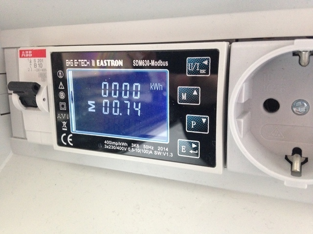 Diy Sdm630 Smart Meter Interface Home Automation