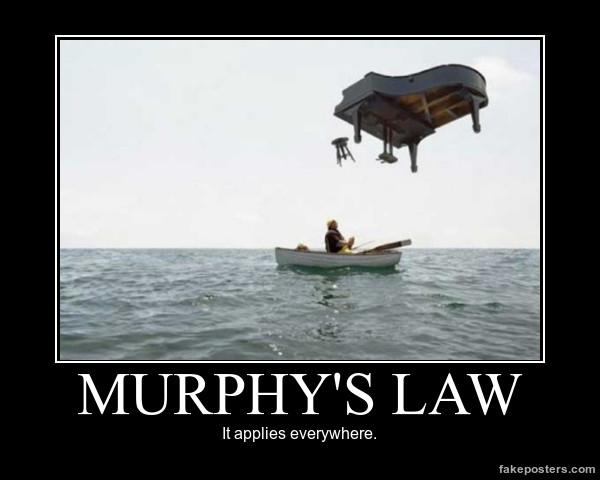 The night openHAB met Murphy's law