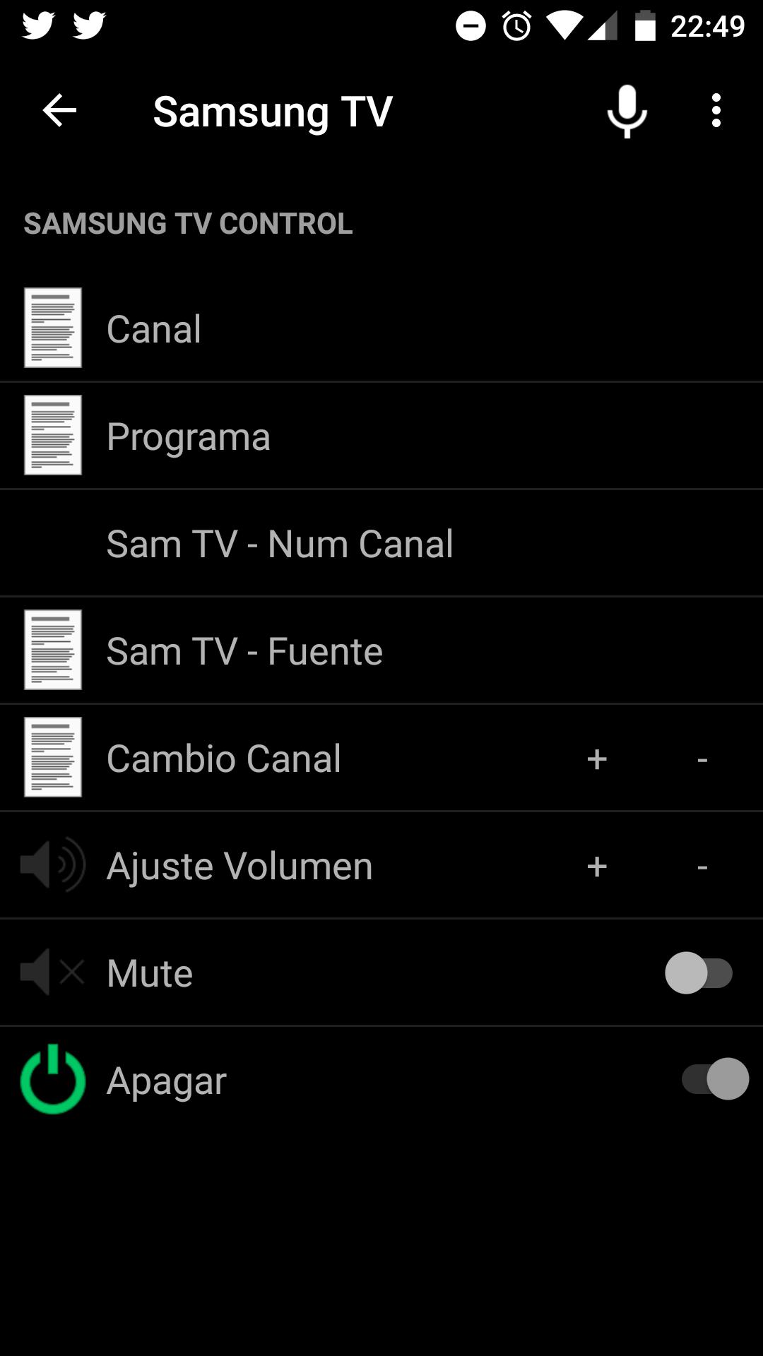 samsung tv add channel manually