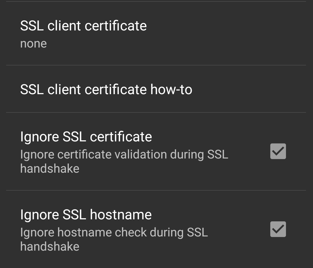 Ssl Handshake Failed After Habdroid Upgrade Openhab Cloud