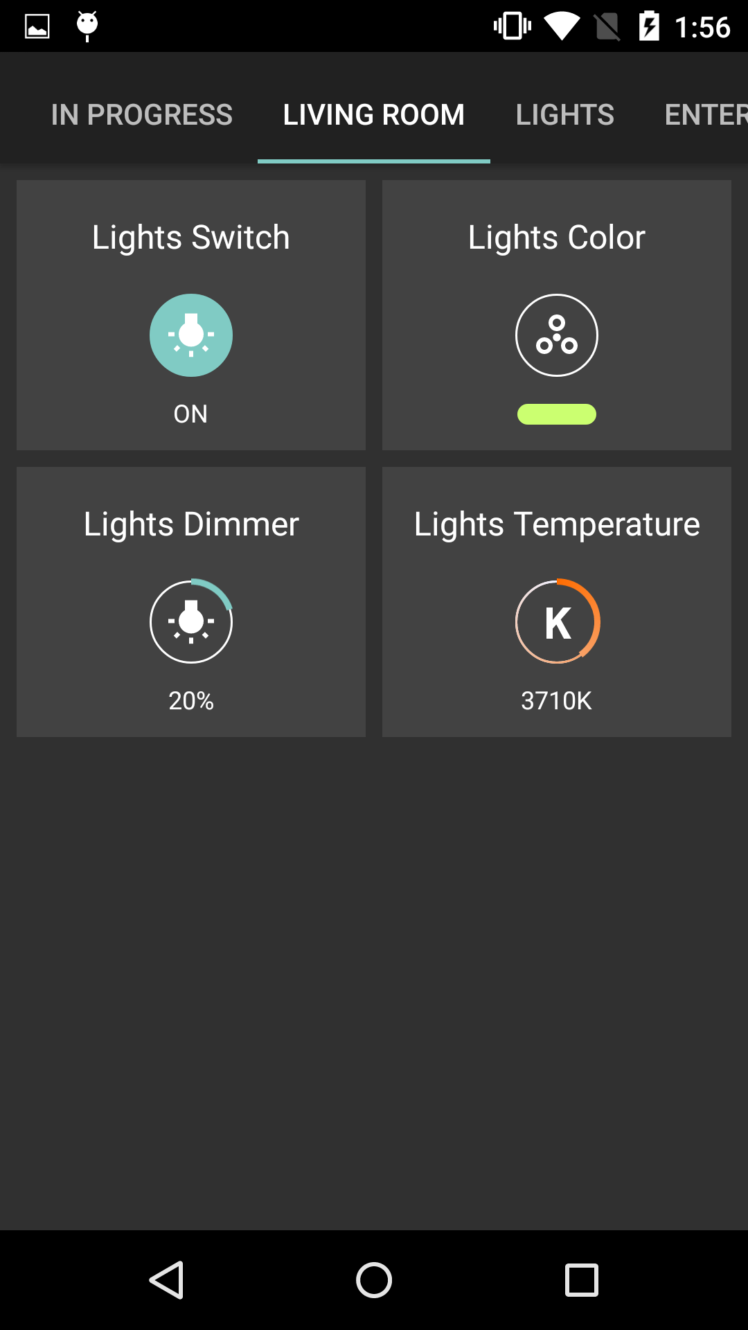 Different Take On Client Ui Android For Now Android