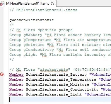 Xiaomi Mi Flora Plant Sensor MQTT Client/Daemon - Tutorials