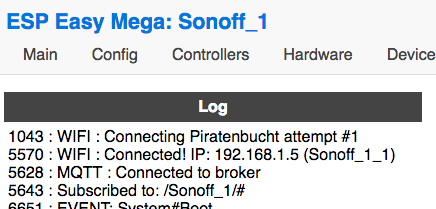 SOLVED: Sonoff 10A, MQTT and openHAB - Beginners - openHAB