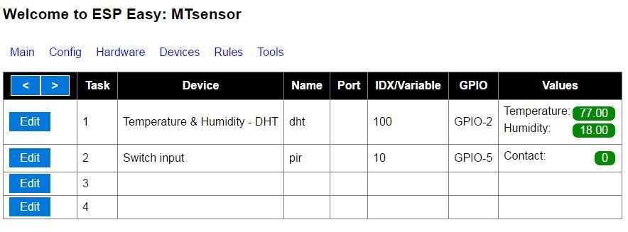 Setting up Esp8266 PIR sensor in openhab2 with MQTT (im