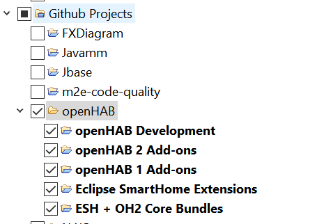 Getting started with openHAB 2 and Eclipse IDE - Beginners - openHAB
