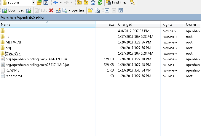 Terrific How To Install Mcp23017 Binding With Jar File Bindings Openhab Wiring Database Heeveyuccorg