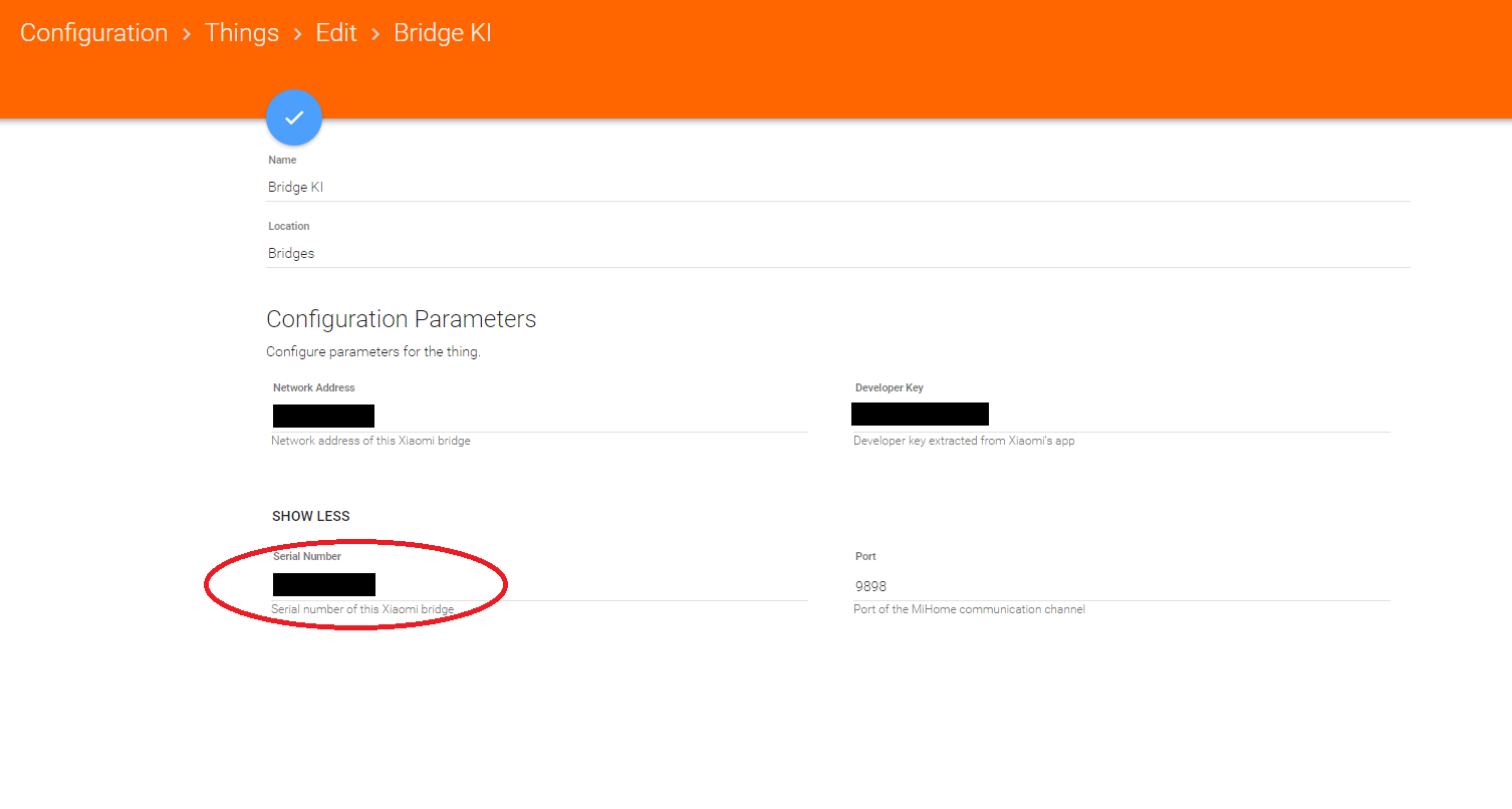 Xiaomi Gateway - Beginners - openHAB Community