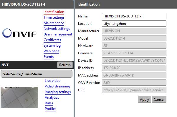 IpCamera: New IP Camera Binding - Bindings - openHAB Community