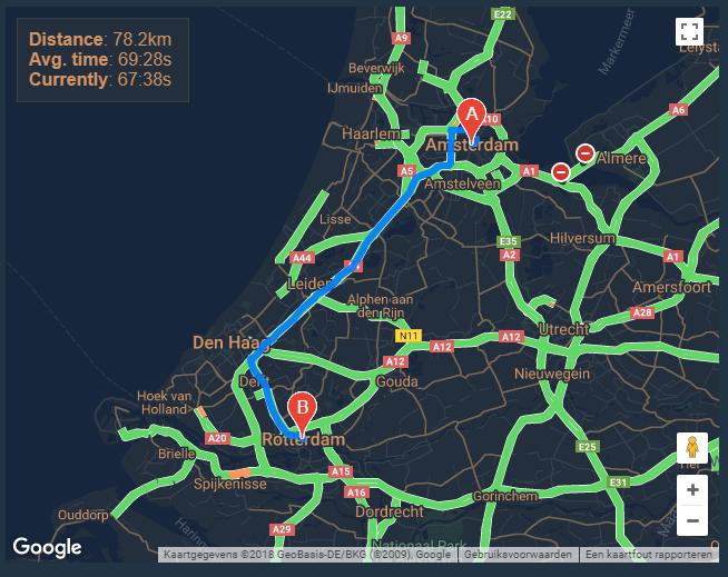 Google Maps widget with traffic - HABPanel - openHAB Community